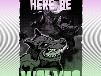 HERE BE WOLVES! by mathiasrapp