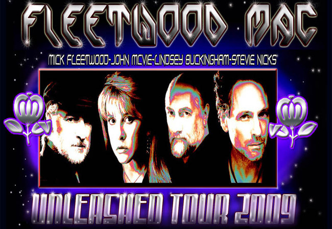 Fleetwood Mac Unleashed Tour 2009