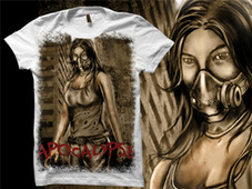 Apocalypse T-Shirt Design by