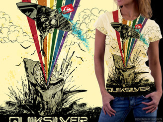 "QUIKSILVER ""NEVER DIE"" by buddy79"