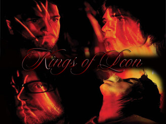 Kings of Leon/fire by Angieloveskol