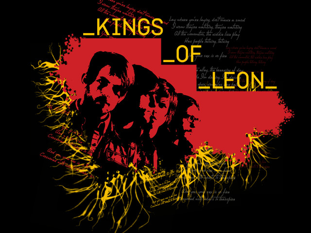 Kings Of Leon-the real rockers