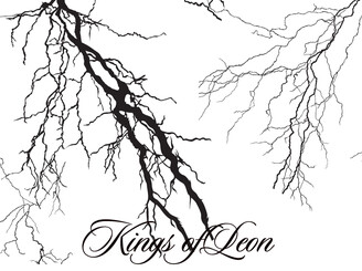 KingsofLeon/Lightning by Angieloveskol