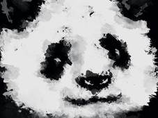 A Wonderful Panda T-Shirt Design by