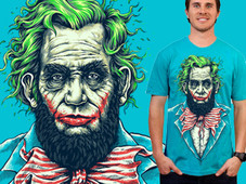 LINCLOWN T-Shirt Design by