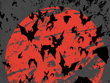 Bats T-Shirt Design by