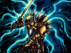 Tyrael~ArchAngelofJustice T-Shirt Design by