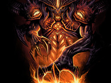 Rise of Diablo T-Shirt Design by
