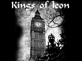 Kings of Leon Big Ben by apocalypse