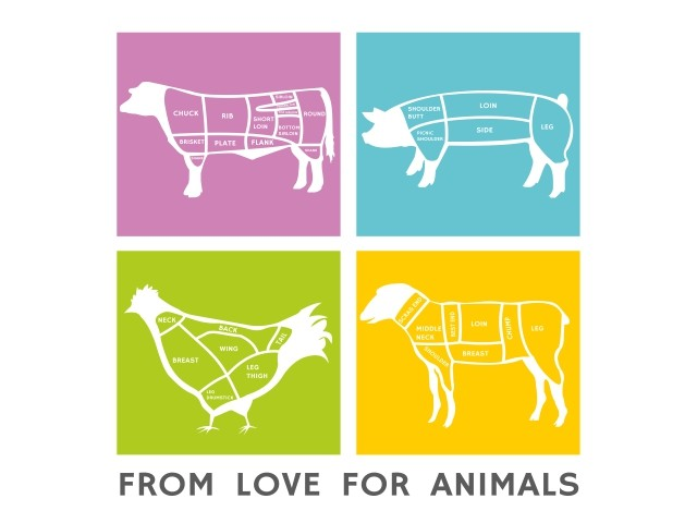 From love for animals