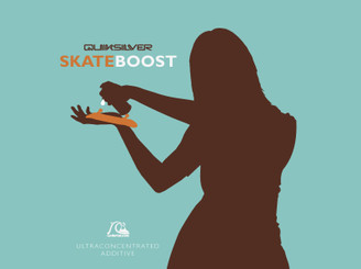 SkateBoost by grafismo