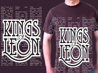 Biography Kings Of Leon by hdsign