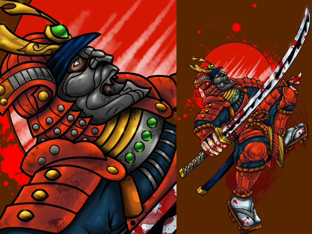 Rise of the Samurai Emperor