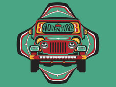 The Adventurer T-Shirt Design by