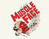 MUSCLE FACE!! by Conartist