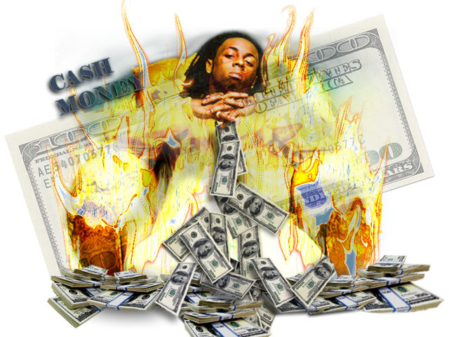 Money N Gold Fire