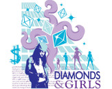 Diamonds and Girls by jonnostevens