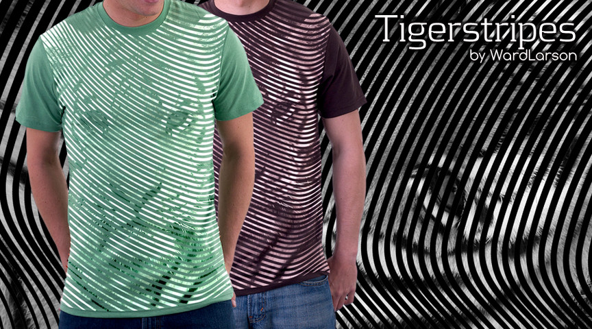 Tigerstriped