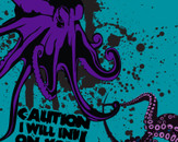 Cation I will ink on you! by Quintino