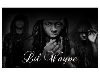 LilWayne/Black by Angieloveskol