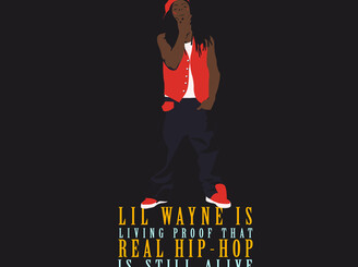 Hip-Hop Isn't Dead by victorjackmathieux