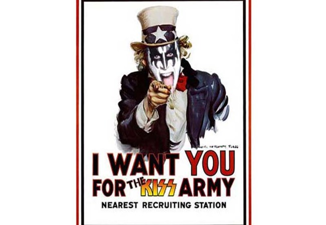 Kiss Wants YOU