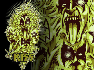 the zombie kizz by core