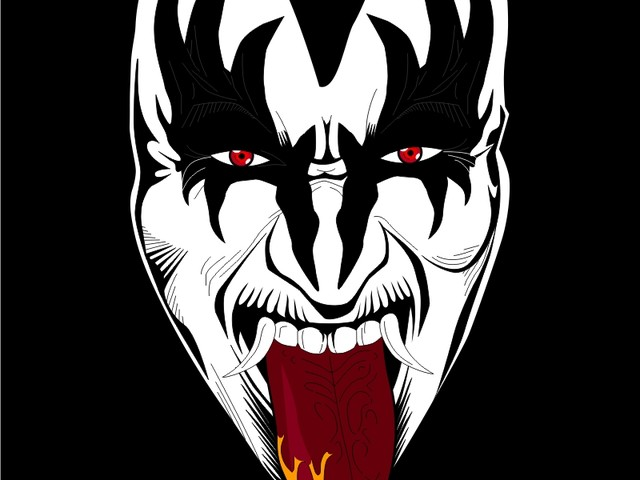 KISS from HELL...!!