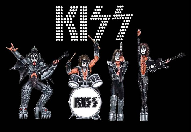 KISS Alive Too
