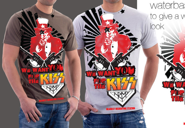 KISS Wants you (remix)