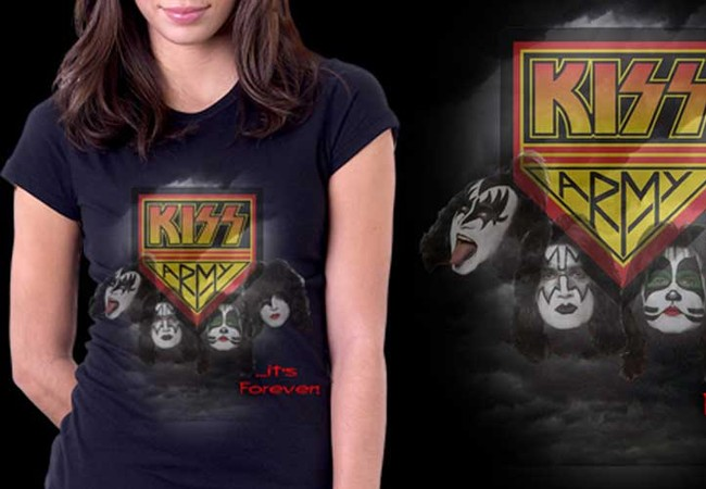 The Kiss Army Ghosts