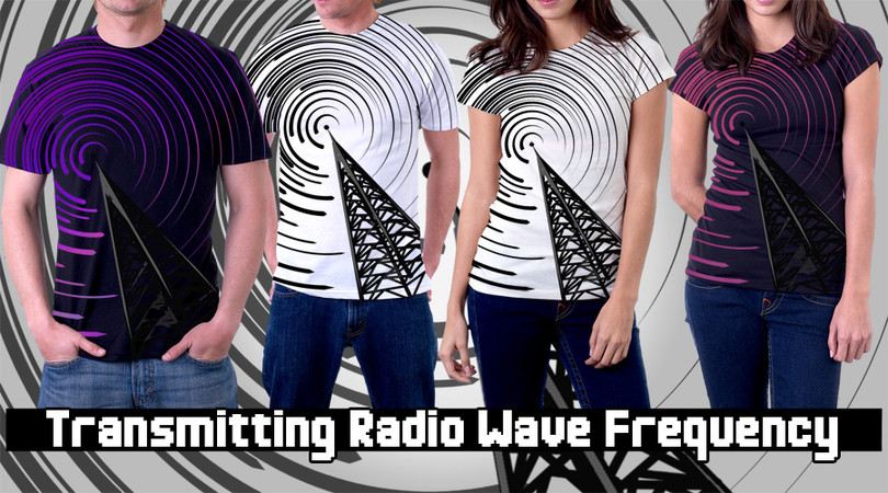 Transmitting Radio Wave Frequency