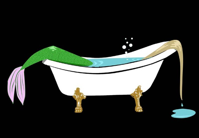 Bath of the Mermaid