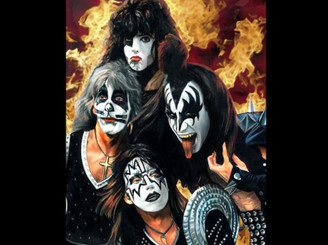 Kiss design 3 by laklun