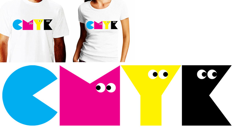 CMYK Monsters