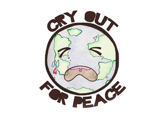 Cry Out For Peace by remembersarah