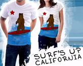 Surf's Up Cali by Quintino