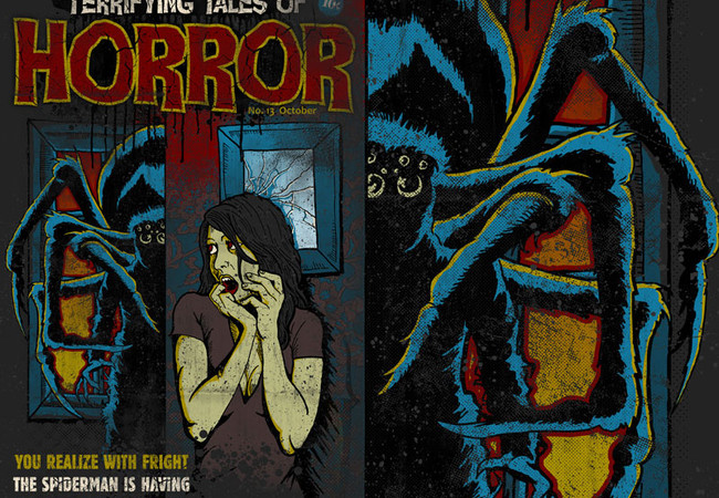 Terrifying Tales of Horror