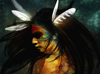 Native Spirit by chanting_stone