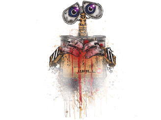 Bad Wall-E by Ender