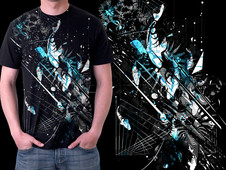 Into Deep T-Shirt Design by