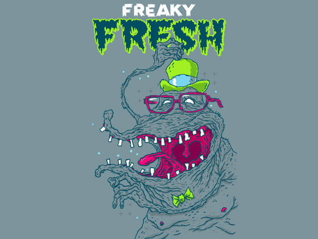 Freaky Fresh Melon Monsta