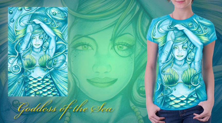 Goddess of the Sea 2
