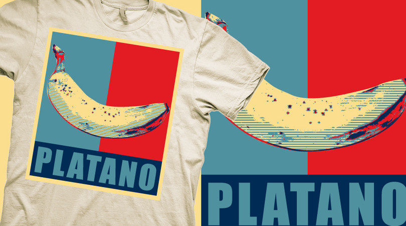 Vote for Platano