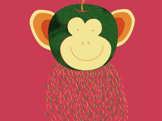 monkey-apple by sc113355
