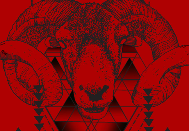 Aries - the ram