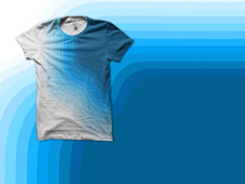 Calm Waves T-Shirt Design by