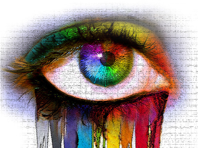 the eyes of the rainbow