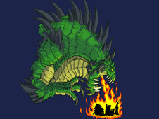 The G-Rex T-Shirt Design by