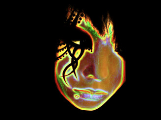 Neon Girl? by RebelsArt